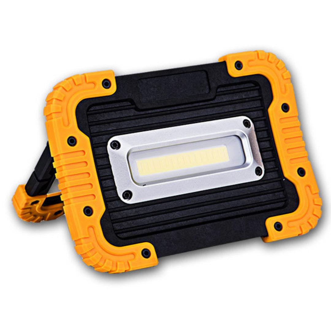 Woodbuilt 10W Rechargable LED Worklight image 0
