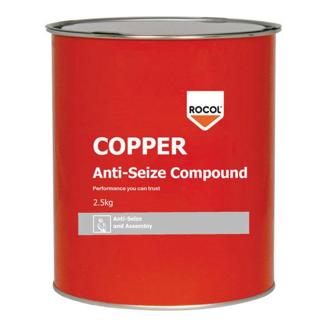Rocol Copper Anti Seize 2.5kg image 0