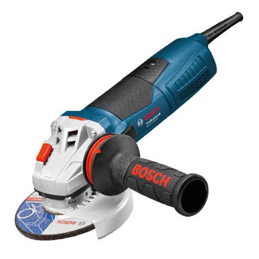 Bosch 125mm Angle Grinder 1700w - GWS 17-125 CIT image 0