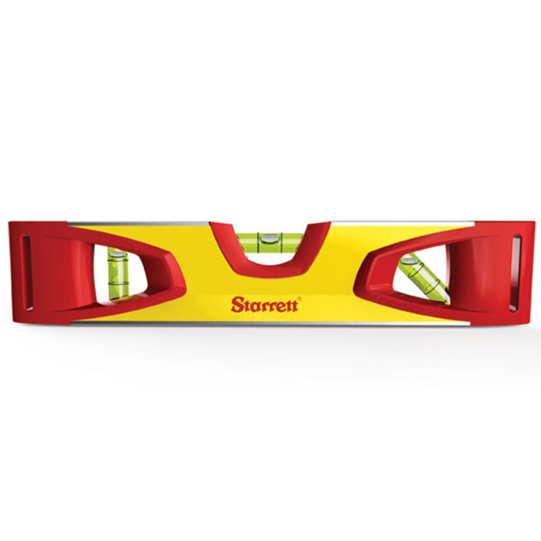 "Starrett 9"" Magnetic Torpedo Level image 0"