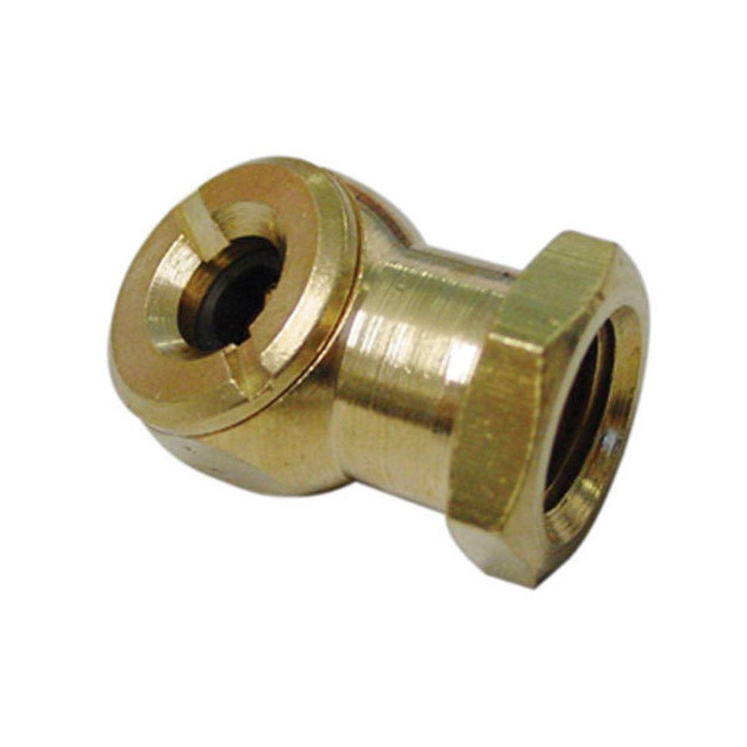 Ampro Brass Tyre Chuck 1/4 BSP image 0