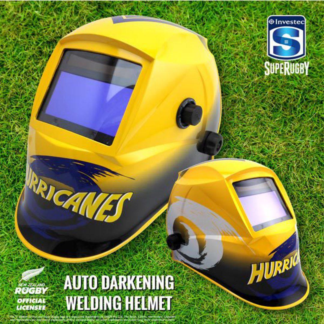 Investec Super Rugby Auto Darkening Welding Helmets image 7