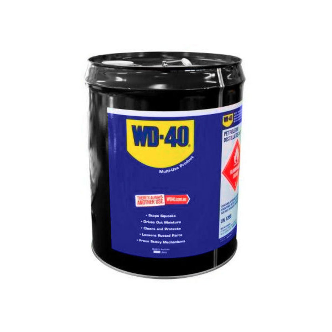 WD-40 Liquid 20L Drum image 0