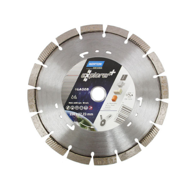 Clipper 4x4 Explorer Demosaw Diamond Blade image 0