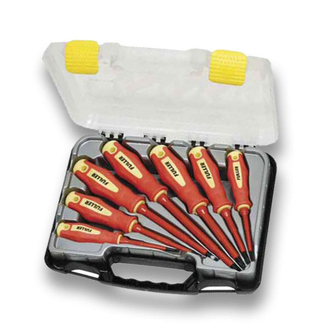 Fuller 7 Piece Insulated Screwdriver Set image 0