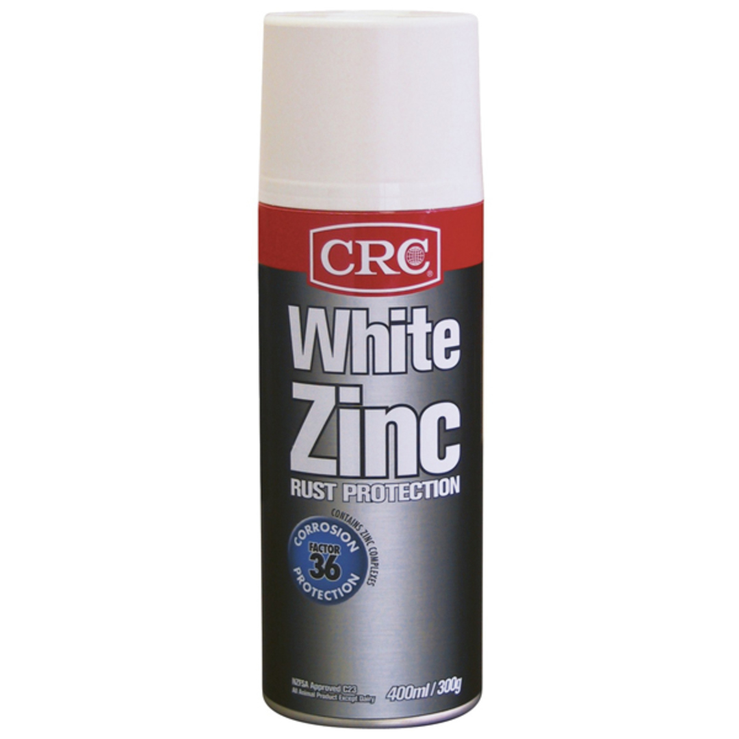 Zinc It White 400ml CRC image 0