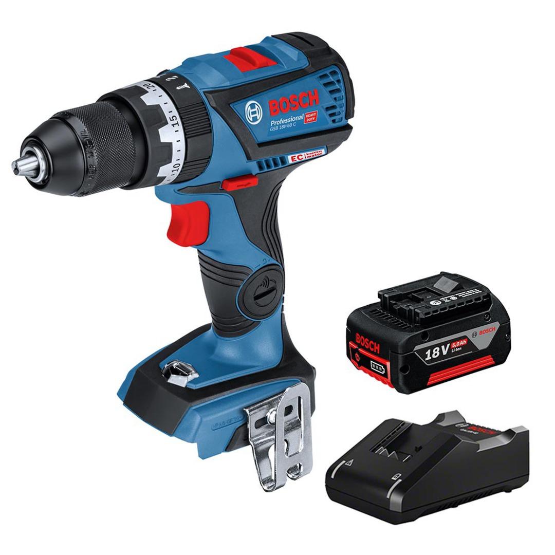 Bosch Brushless 5AH Striker Kit image 0