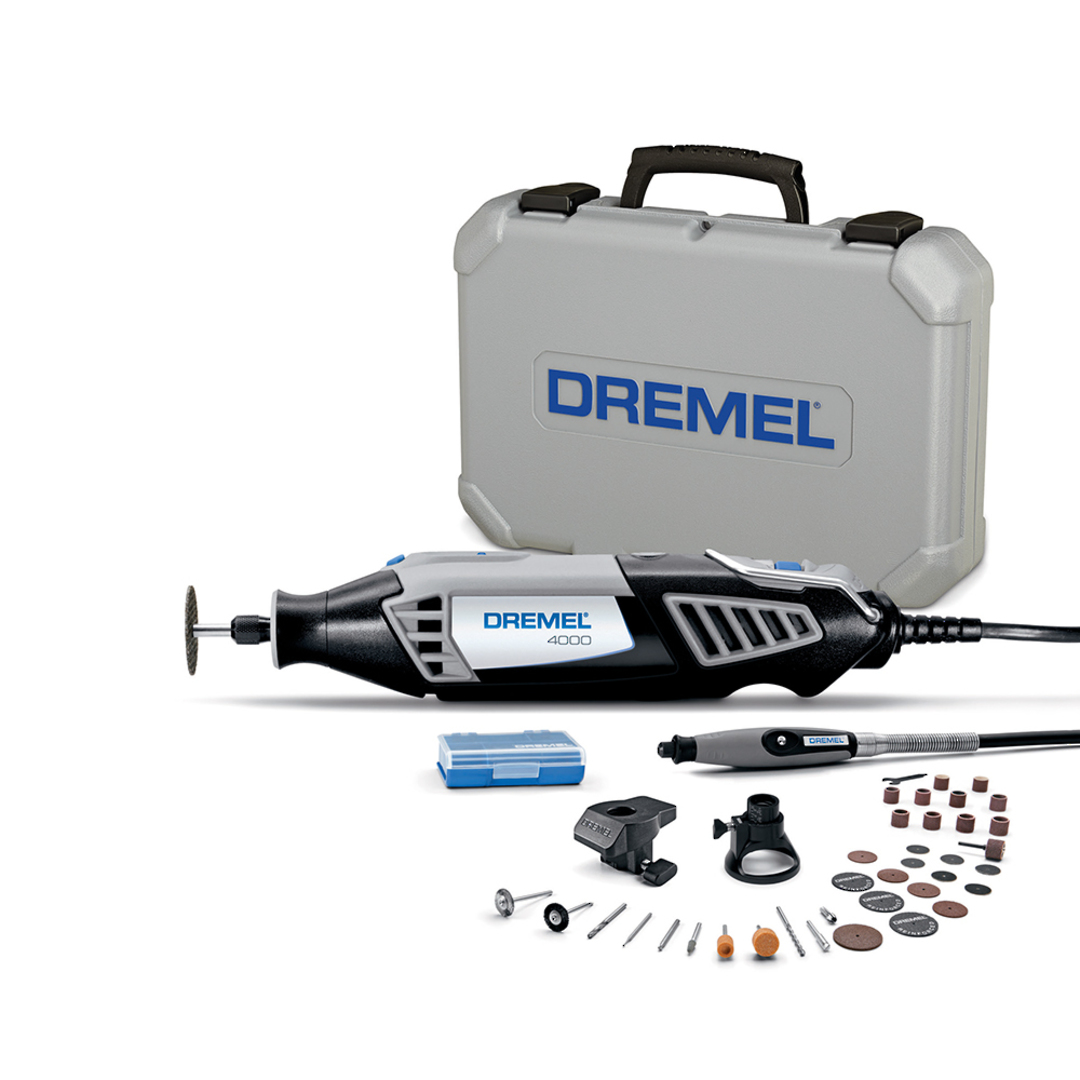 Dremel 4000-3-36 Moto-tool Kit image 0