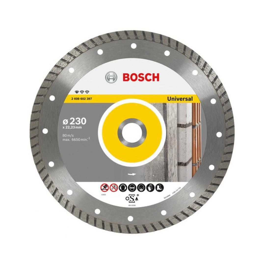 Bosch Standard Turbo Universal Cutting Discs image 0