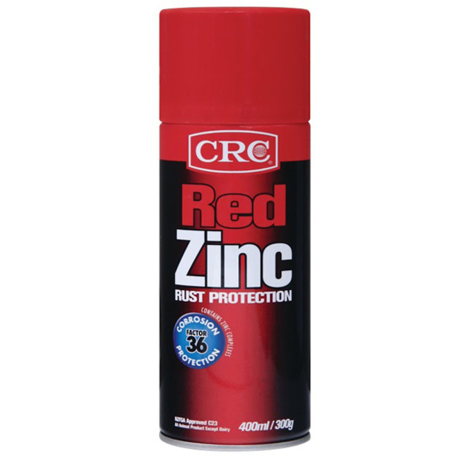 Zinc It Red 400ml CRC image 0