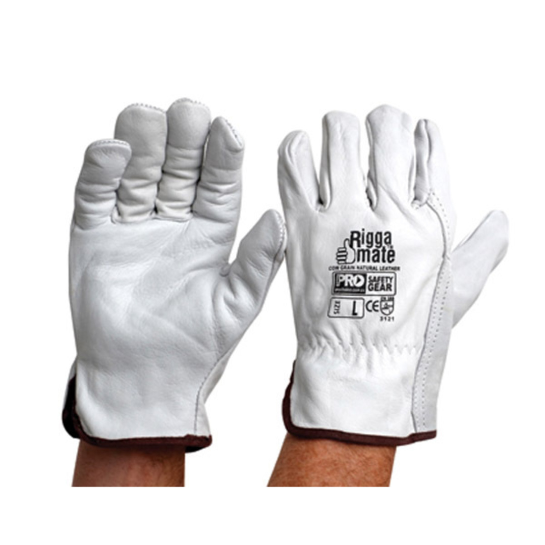 ProChoice Riggers Gloves Grey image 0