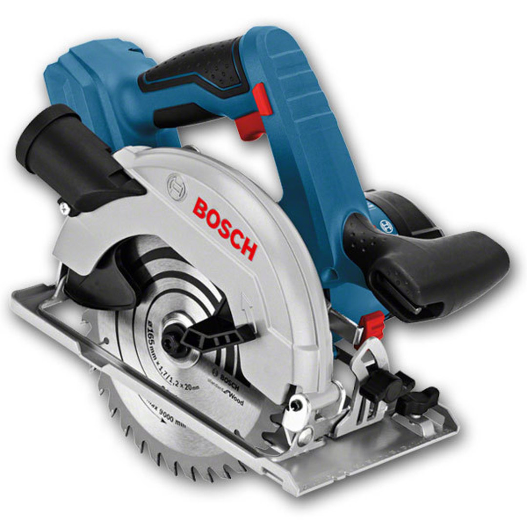 Bosch 18V Brushless Deep-cut Circ Saw Skin image 0