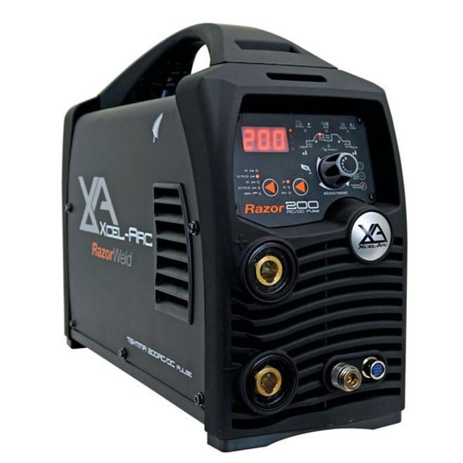 RazorWeld TIG200CRZ HF AC/DC TIG/MMA Inverter Welder image 0