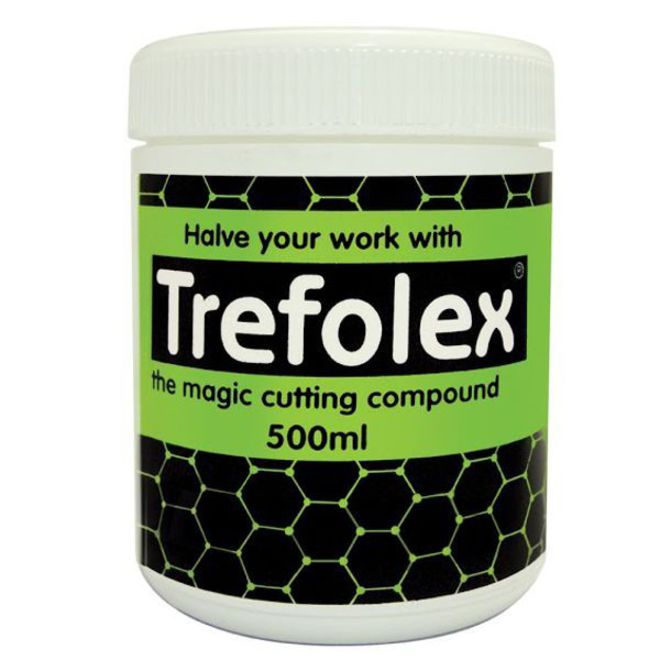 Trefolex Cutting Compound 500ml CRC image 0