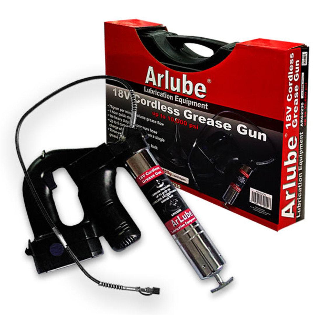 Arlube 18V Cordless Grease Gun image 0