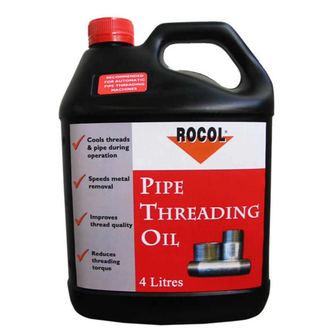 Rocol Pipe Threading Oil 4L image 0