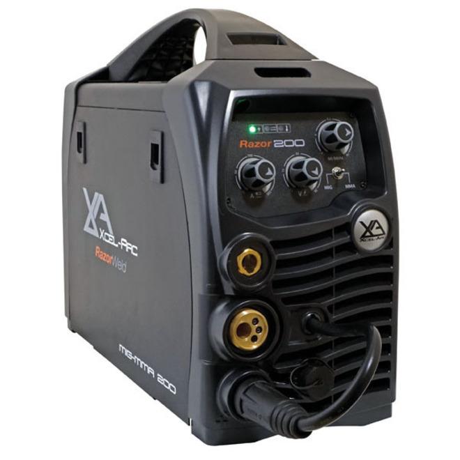 RazorWeld MIG200 MIG/MMA Compact Inverter Welder image 0