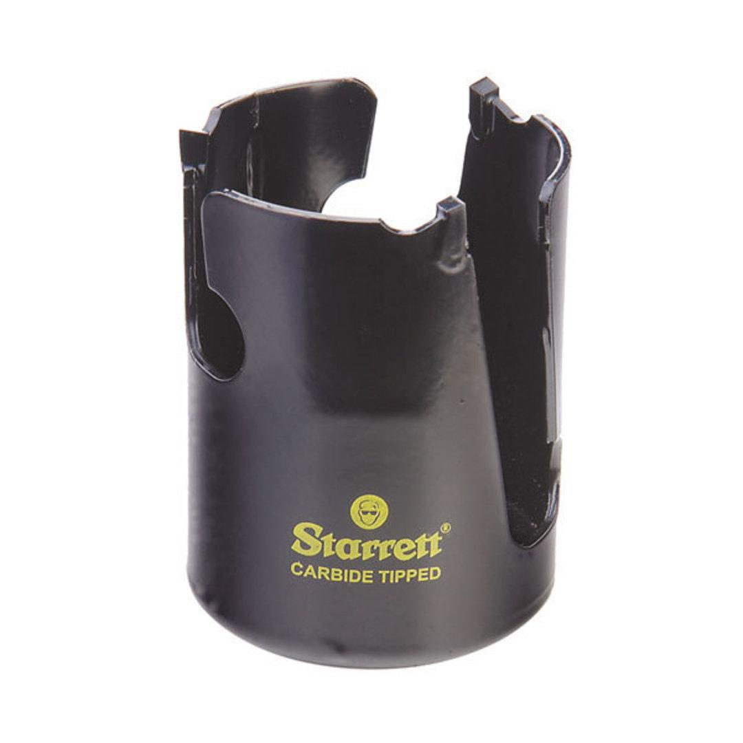Starrett Carbide Tipped Holesaws image 0
