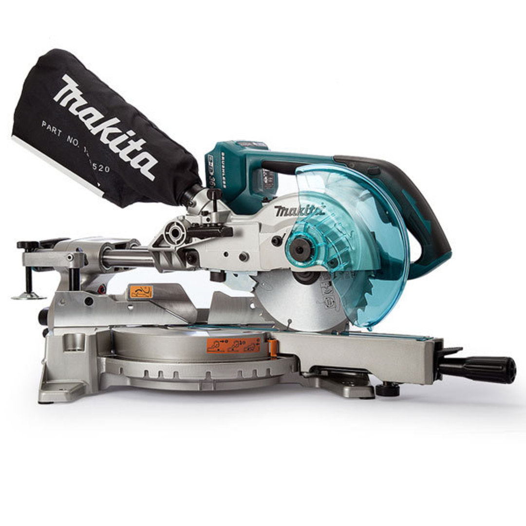 Makita DLS714Z 18Vx2 Mitre Saw 190mm image 0