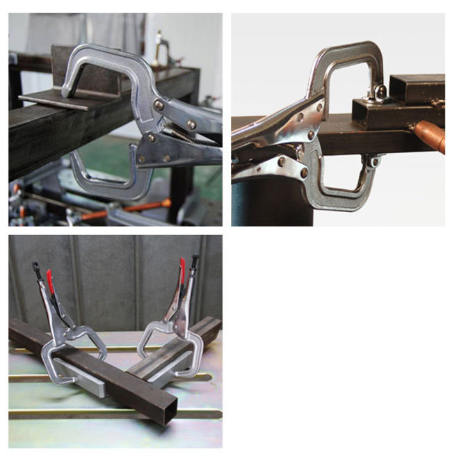 StrongHand Swivel C Clamp 280mm image 1