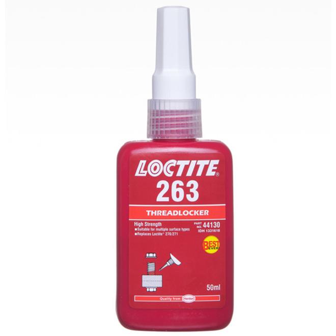 Loctite Threadlocker High 50ml image 0