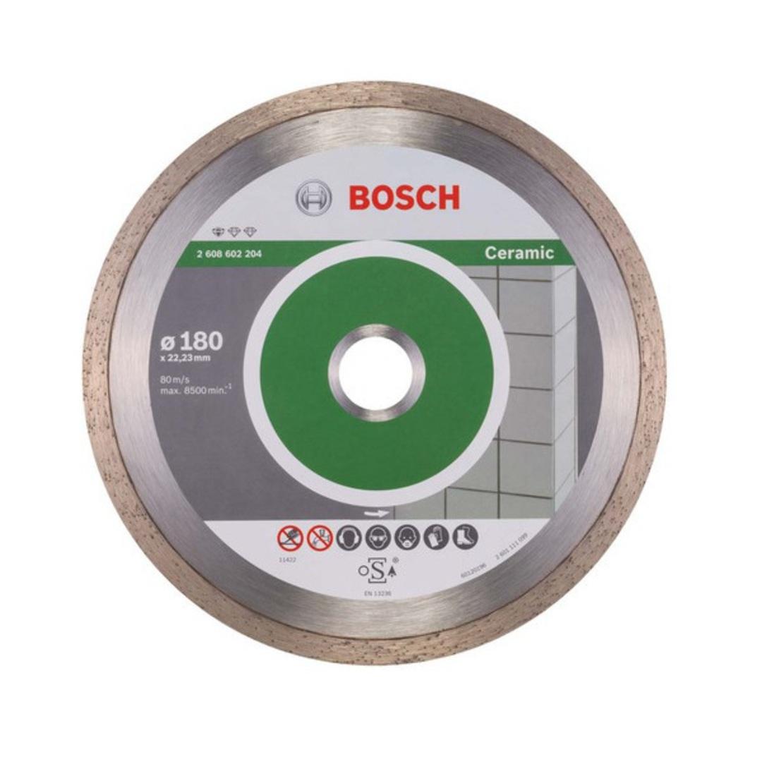 Bosch Standard Continuous Ceramic Cutting Discs image 0