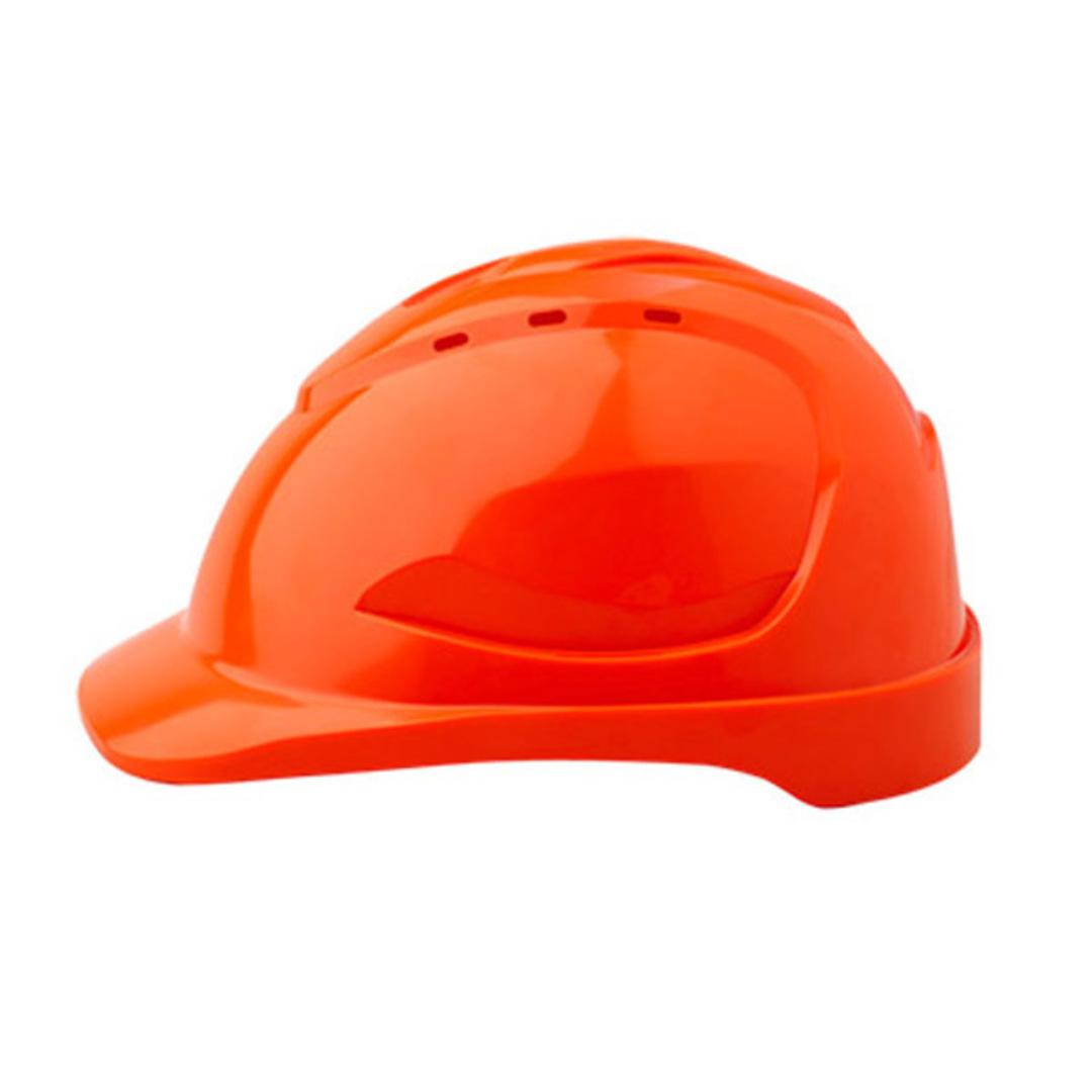 ProChoice Hard Hat Vented Low Profile Orange image 0