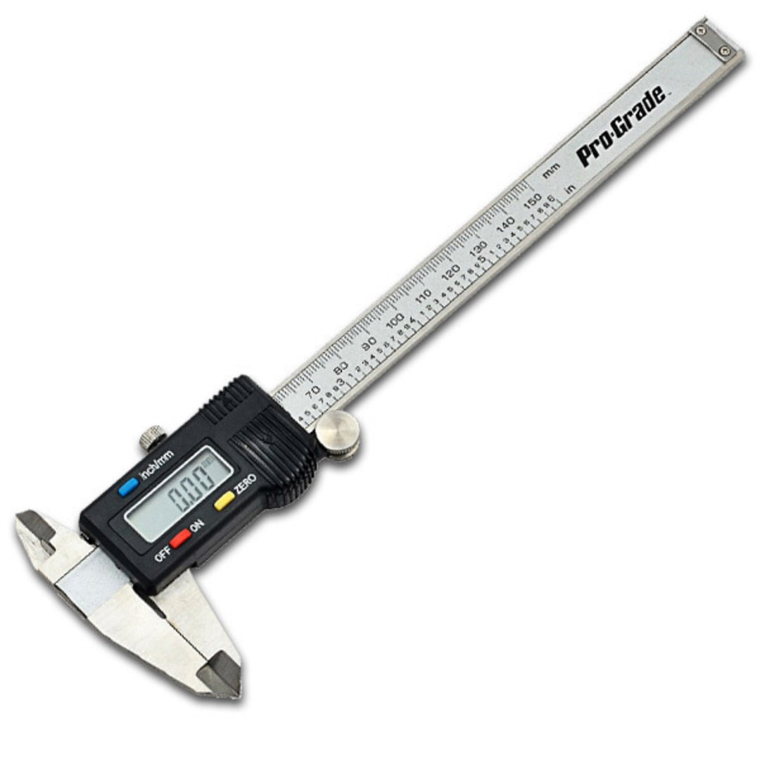 Pro-Grade 150mm Electronic Digital Caliper image 0