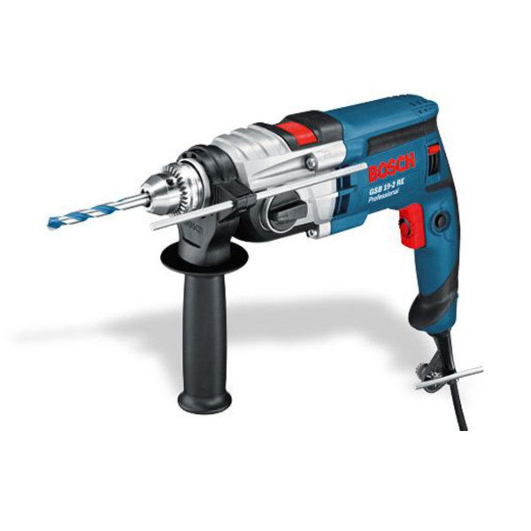 Bosch 13mm Impact Drill 850w - GSB 19-2RE image 0