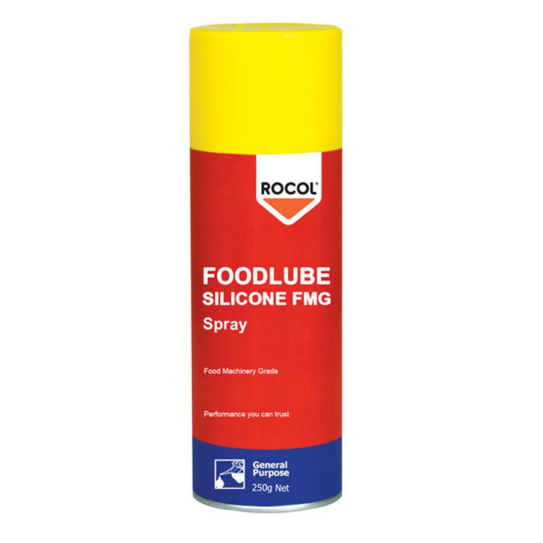 Rocol Silicone FMG Spray 250g image 0