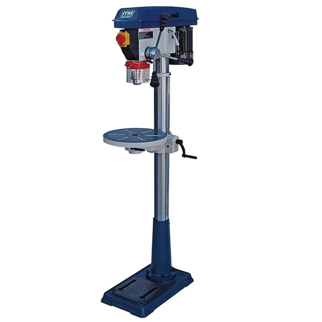 ITM Pedestal Floor Drill Press 550W image 0