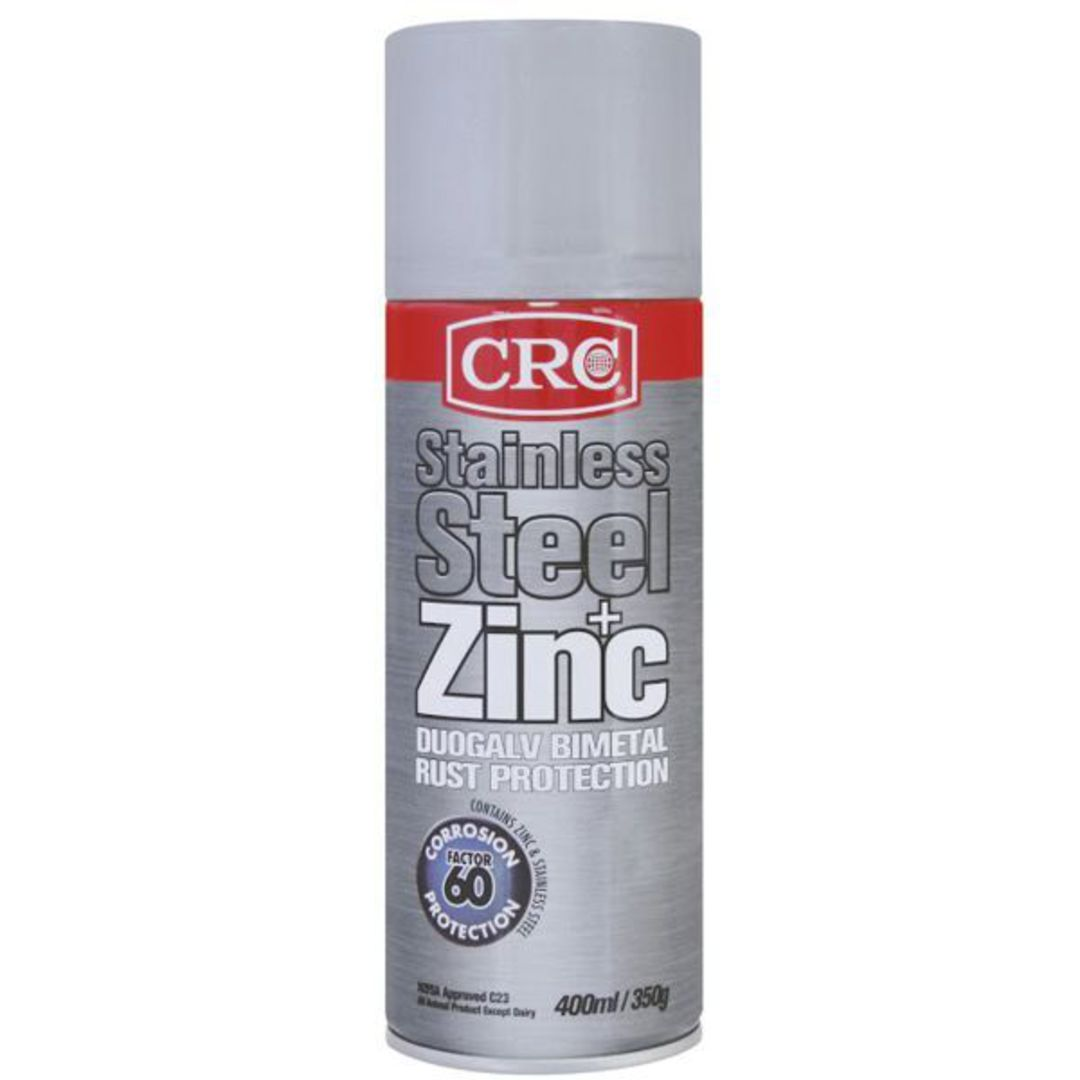 Zinc It Stainless Steel 400ml CRC image 0