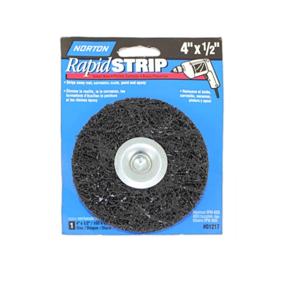Norton Rapid Strip Disc and Arbor image 0