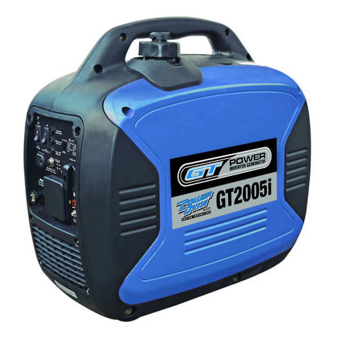 GT Power   Inverter Generator 2000W digital image 0