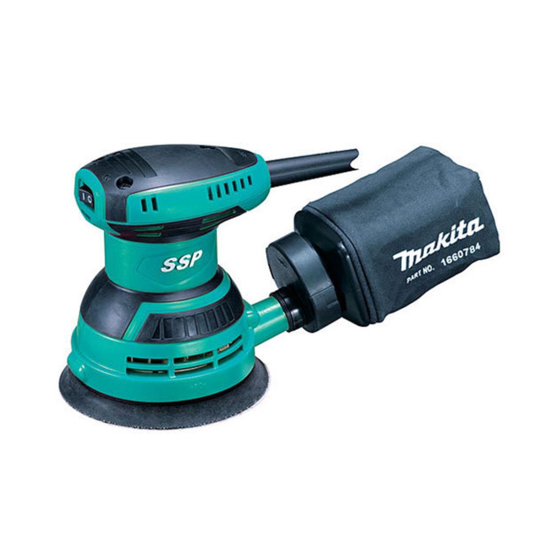 Makita Sander Dual Action 125mm - MBO500G image 0