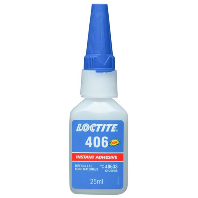 Loctite Superbonder 25gm 406 image 0