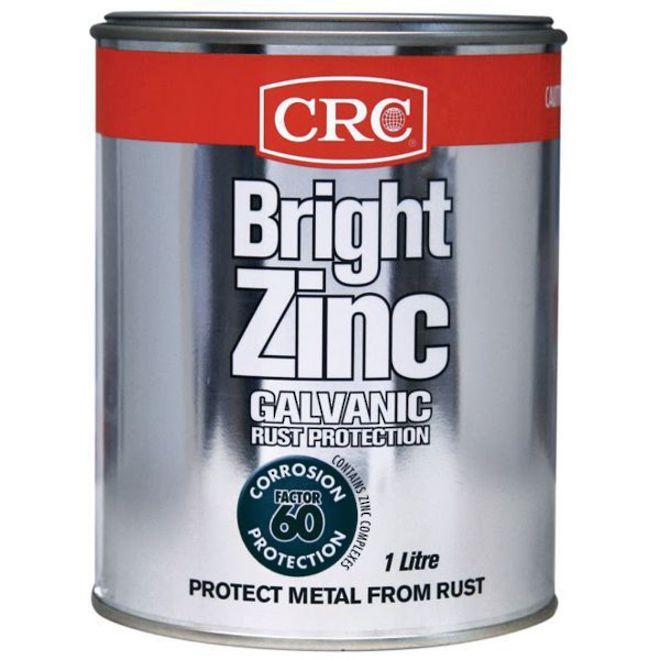 Zinc It Bright 1L CRC image 0