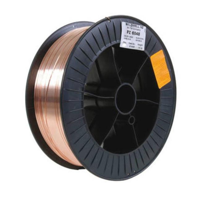 Weldwell Mig Wire 1.0mm Steel 15kg image 0