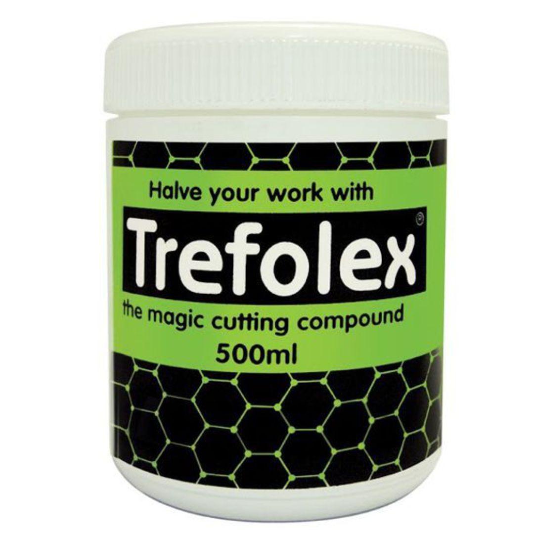 Trefolex Cutting Compound 500ml CRC image 0