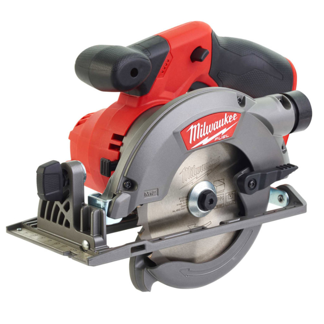 Milwaukee M12CCS44-0 FUEL 140mm Circular Saw Skin image 0