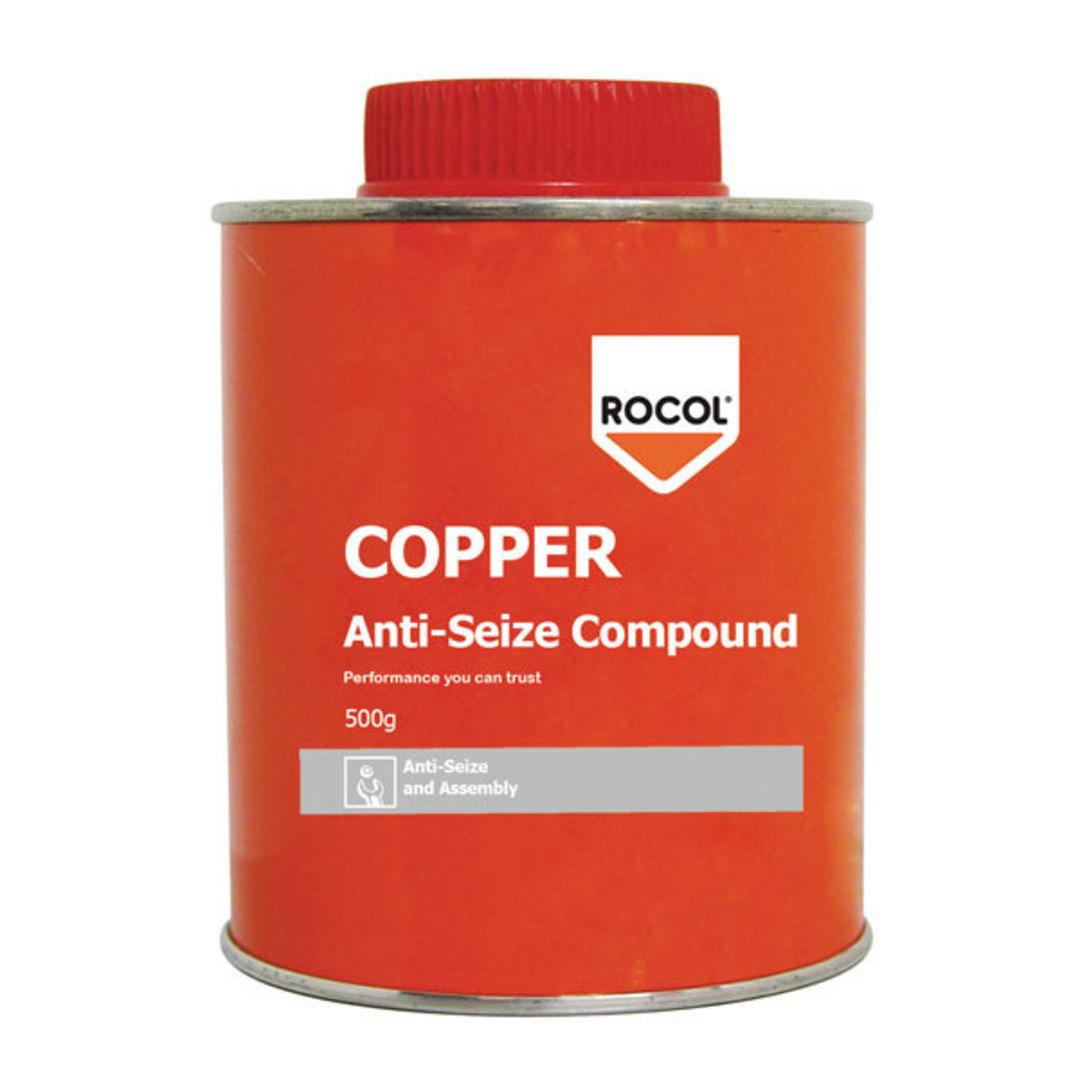 Rocol Copper Anti Seize 500g image 0