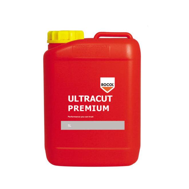 Rocol Ultracut Premium Oil 5L image 0