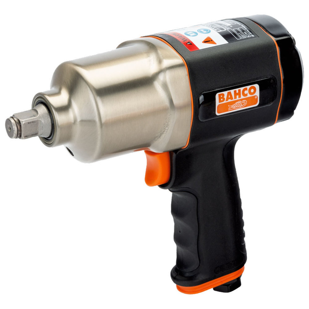 """BAHCO 1/2"""" Air impact Wrench image 0"""