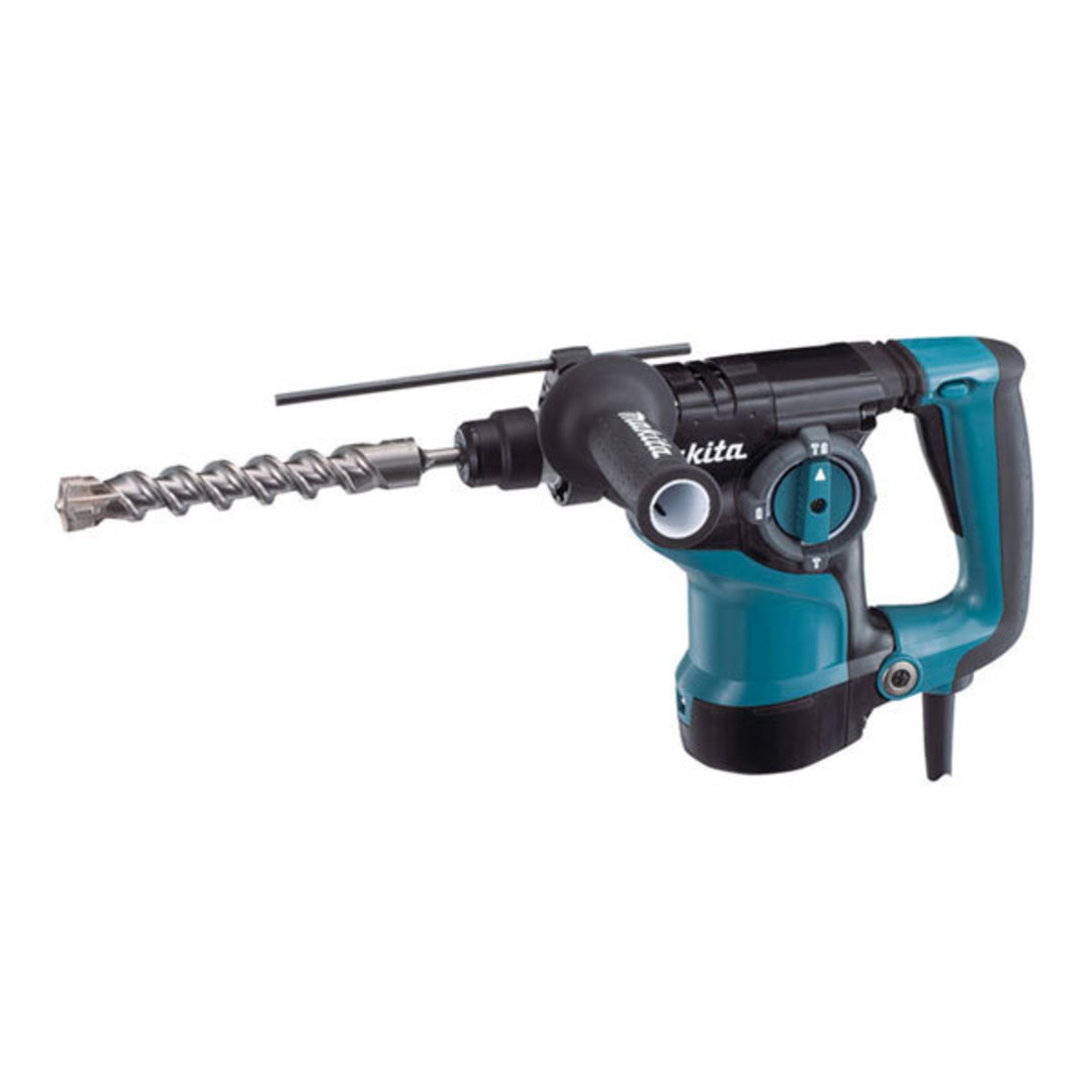 Makita 28mm Rotary Hammer SDS Plus - HR2811FT image 0
