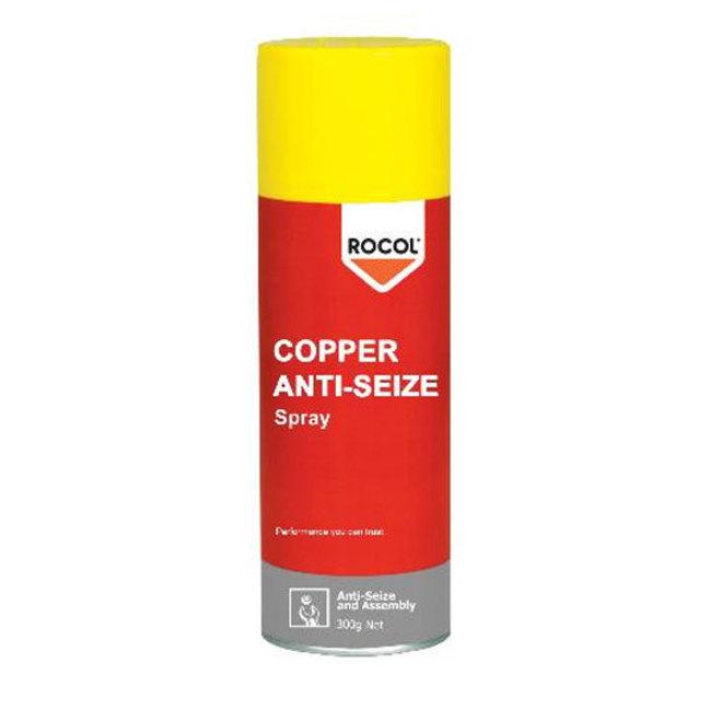 Rocol Copper Anti Seize Spray 300g image 0