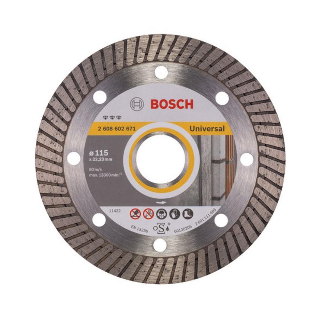 Bosch Best Turbo Universal Cutting Discs image 0