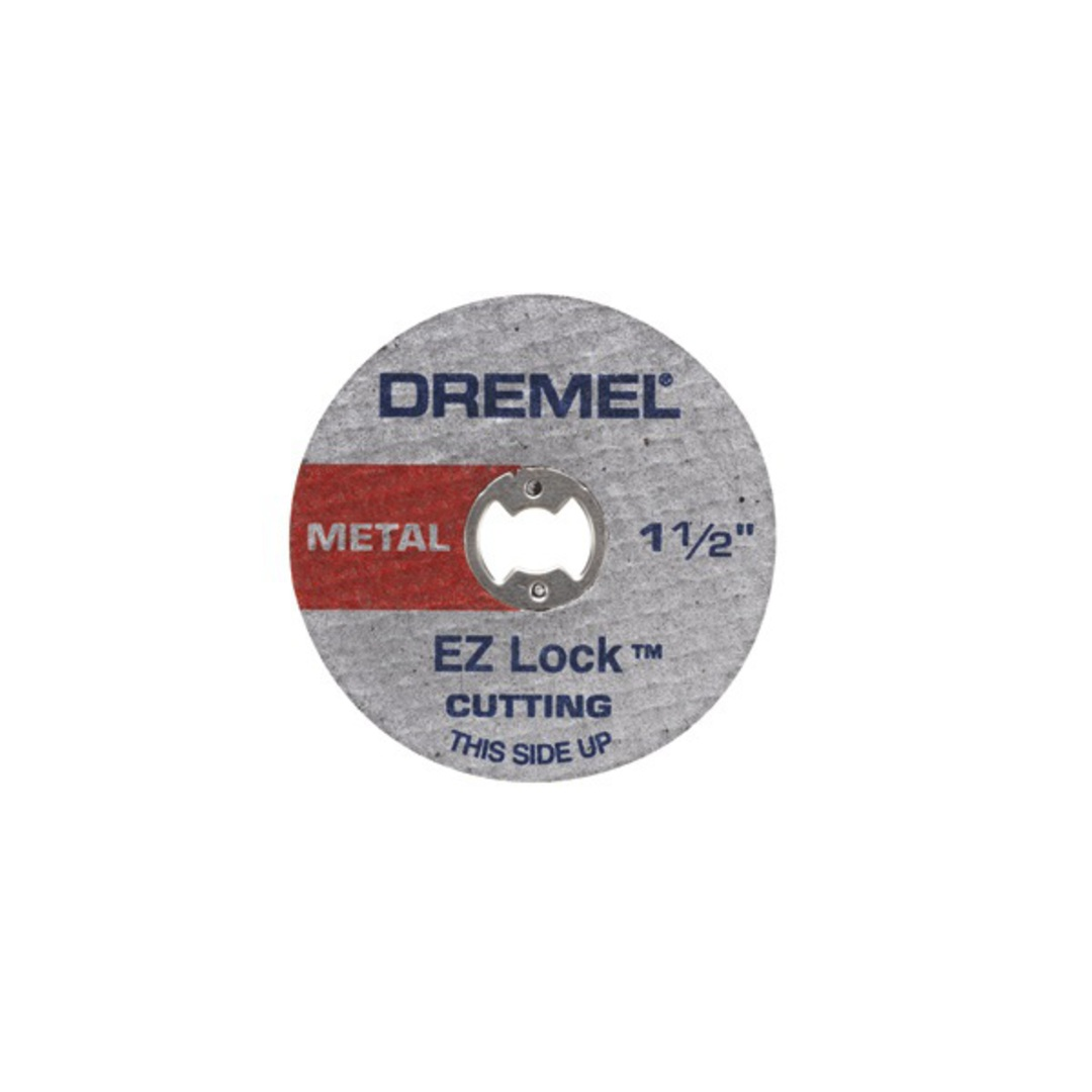 "Dremel EZ456 EZ Lock 1-1/2"" Cut-off Wheels image 0"