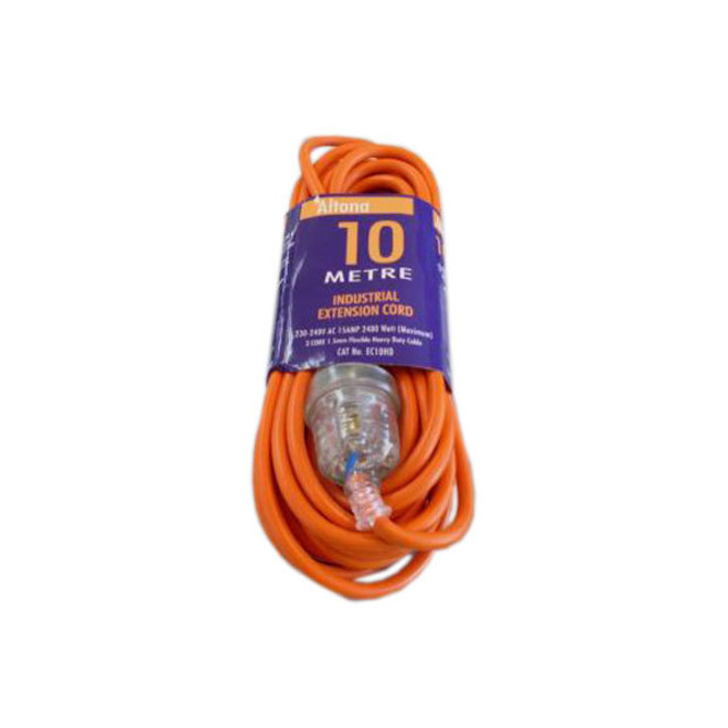 Altona 10m Heavy Duty Extension Lead image 0