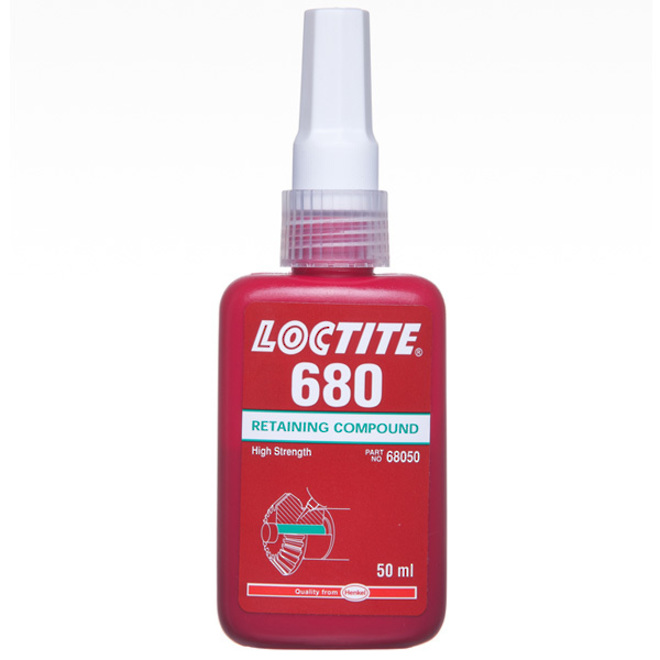 Loctite Retaining Compound 50ml 680 image 0