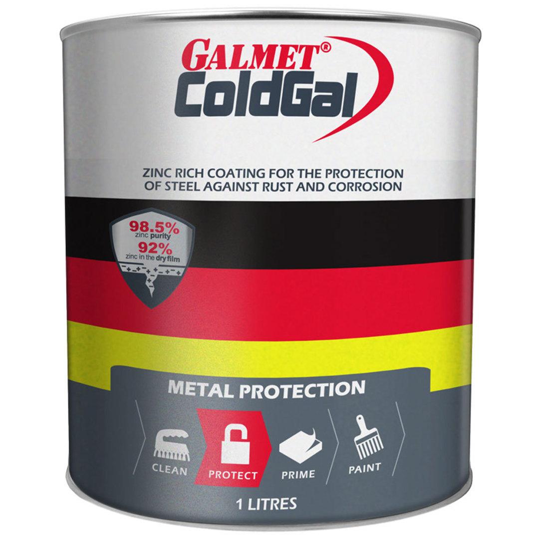 Galmet Cold Galv 1L image 0